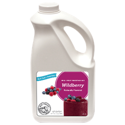 Big Train Real Fruit Wildberry Smoothie Mix - 64 oz