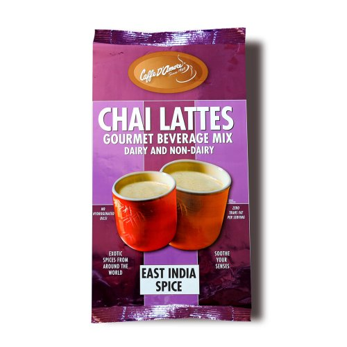 Caffe D'Amore East India Spice Chai- 3 lb. Bag