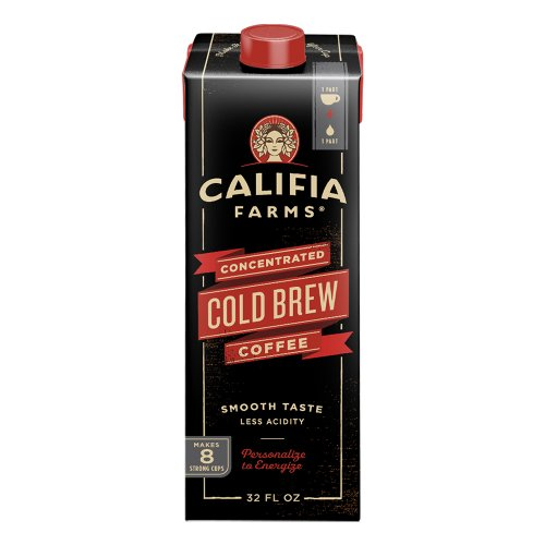 Califia Farms Concentrated Cold Brew Coffee - 1 Quart