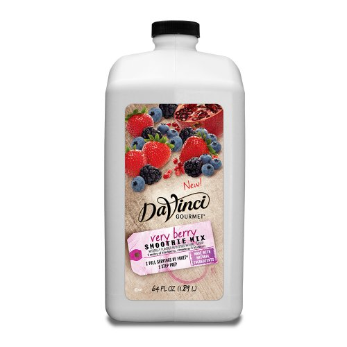Da Vinci Very Berry Smoothie (All Natural) - 64 oz