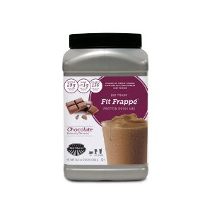 Big Train Chocolate Fit Frappe (Coffee Free), 2.26 Retail Can
